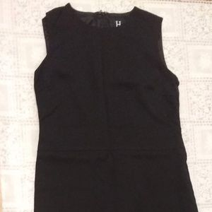 Tommy Hilfiger Black Sheath Dress